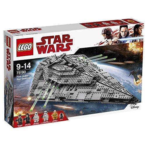 Amazon.es: Lego First Order Star Destroyer