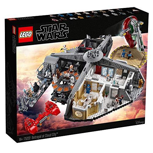 LEGO® Star Wars™ 21315 Verrat in Cloud City™ für 243,59€