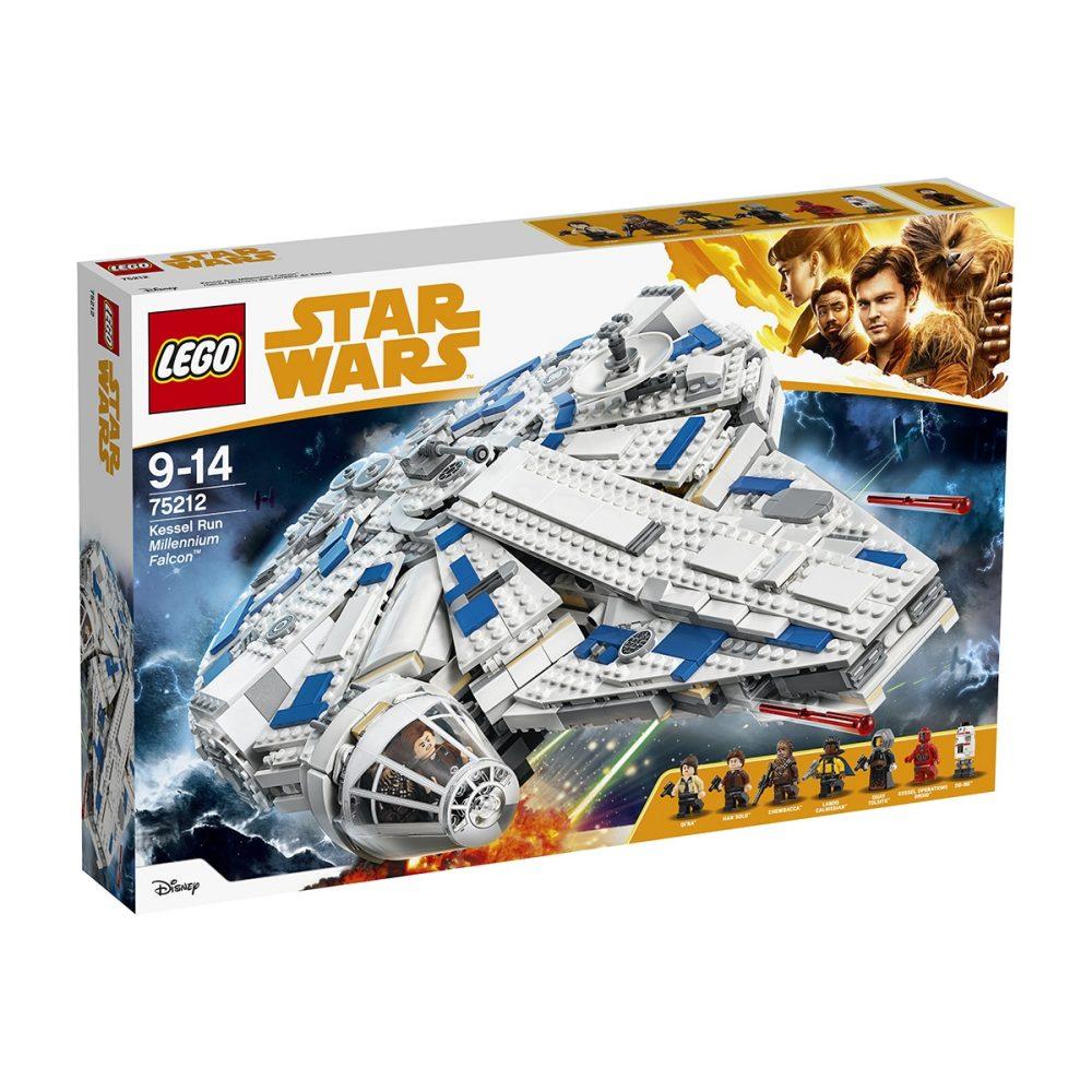 [Interspar] LEGO Star Wars Kessel Run Millennium Falcon (75212)