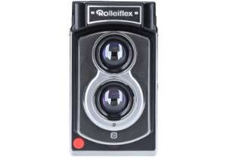 MM & Saturn: ROLLEI Sofortbildkamera Rolleiflex im hochwertigen Retro Design
