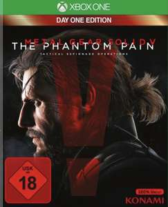 Metal Gear Solid V: The Phantom Pain Day One Edition für Xbox One um 4,96€