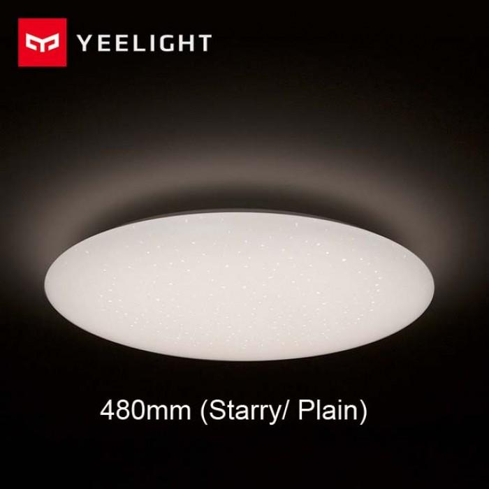 [Gearbest] Xiaomi Yeelight JIAOYUE YLXD05YL 480 LED Starlight Deckenleuchte