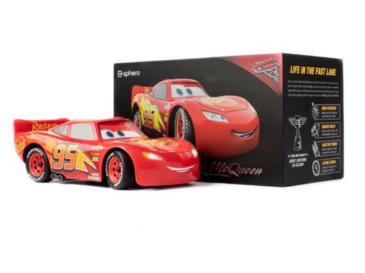 Sphero Lightning McQueen: das Rennauto mit Persönlichkeit für 85,90€