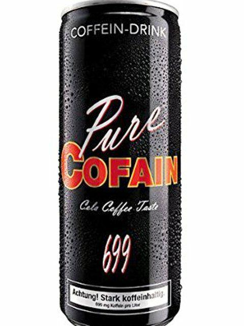 Gratis Coffein (Cola) Getränk testen