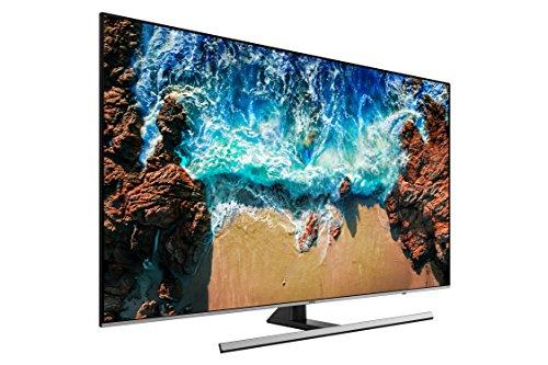 Samsung NU8009 65 Zoll TV mit Minimalistic-Curved-Design