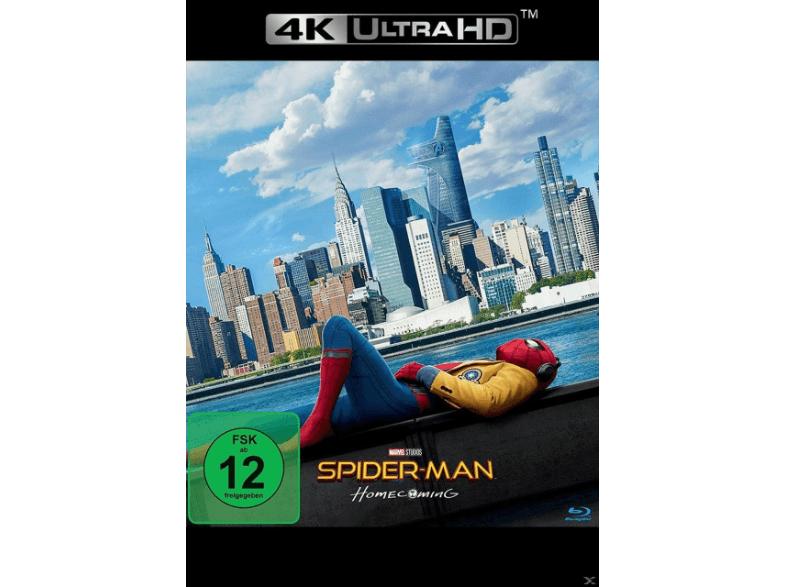 [Saturn.at] Spider-Man: Homecoming (4K Ultra HD)