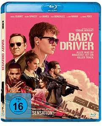 [Amazon.de] Baby Driver [Blu-ray]