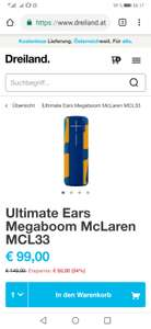 Ultimate Megablast McLaren Edt.