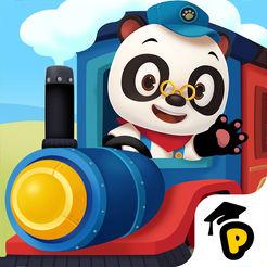 iOS/Android: Dr. Panda Eisenbahn