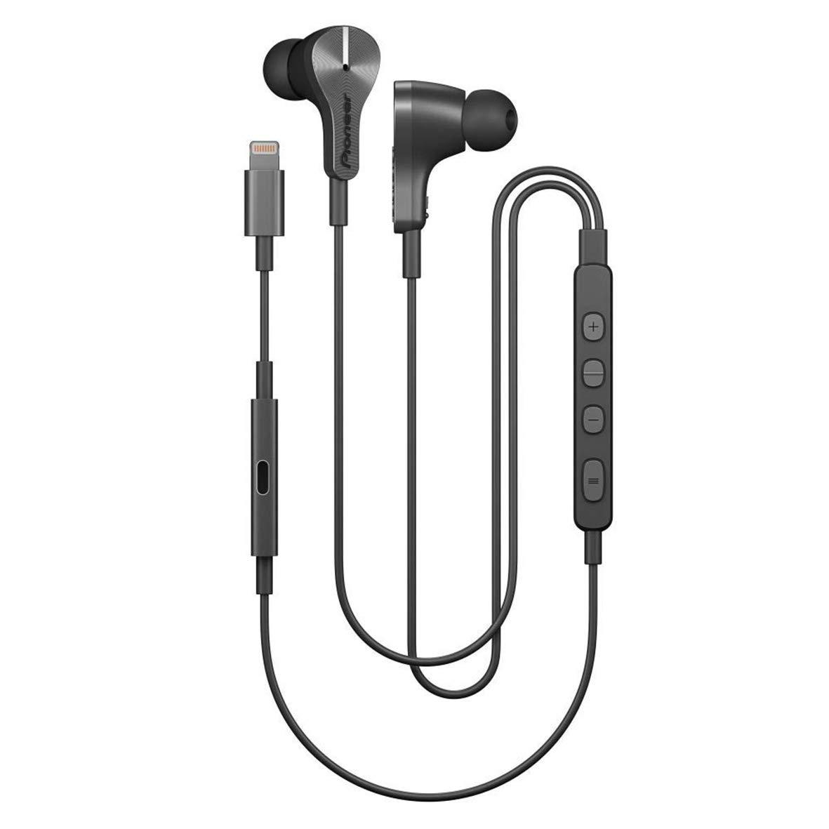 Pioneer SE-LTC5R-S  Noise Cancelling Lighting-Kopfhörer für 49€