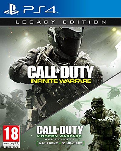 [Amazon.de] ]PS4] Call of Duty: Infinite Warfare - Legacy Edition
