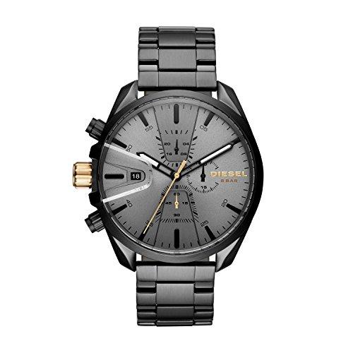[Amazon] Diesel Herren Chronograph Quarz Uhr mit Edelstahl Armband DZ4474