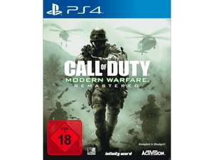 [Amazon / Saturn] Call of Duty: Modern Warfare Remastered (PS4)