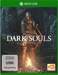 [Amazon] Dark Souls: Remastered (Xbox One)