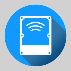 (iOS) Remote Drive for Mac - drahtloses Flash-Laufwerk