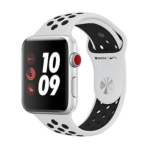 Apple Watch Nike+ 3 (Cellular, Alu, 42mm)
