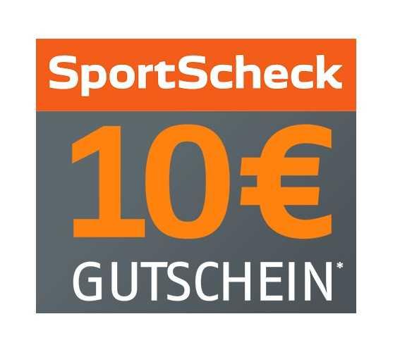 Sportscheck: 10 €Sofort Rabatt ab 80 €