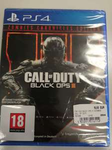 Ps4 Call of Duty 3 Zombies Chronicles Edition