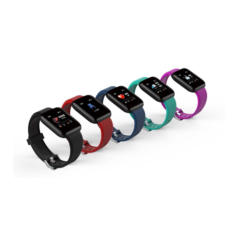 Smartwatch Bakeey 116 Plus - Vorbestell-Preis in Kombination mit Gutschein für nur 8,78€!