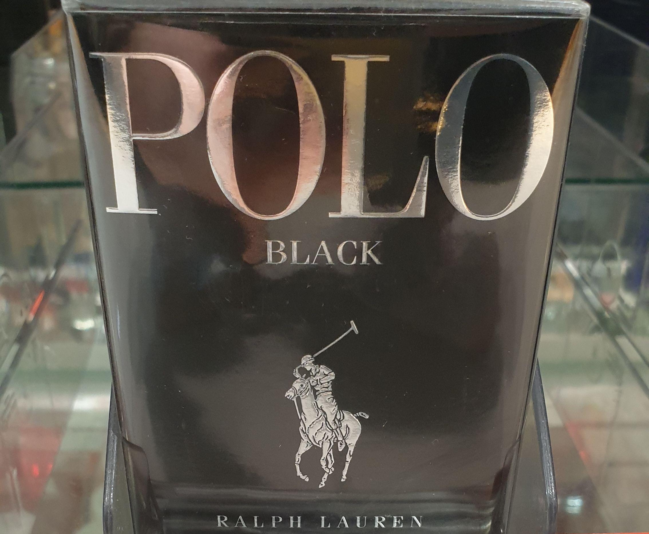 Ralph Lauren POLO BLACK hommeParfum 40ml