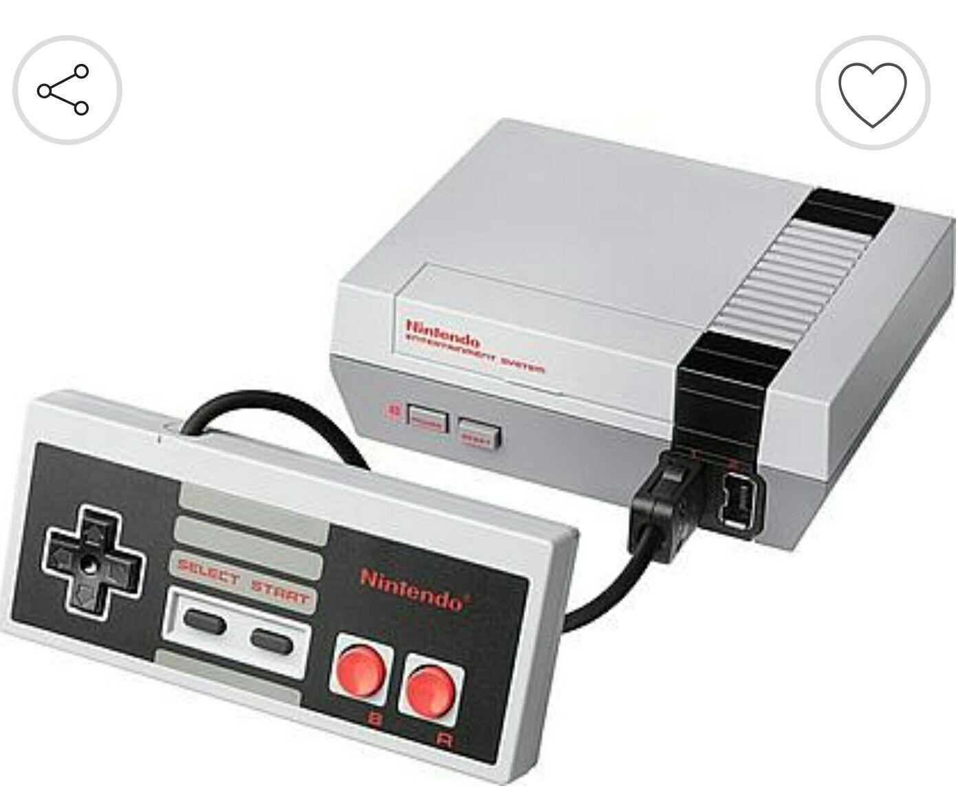 [Universal] Nintendo Classic Mini (Lieferung an Hermes Paketshop) BESTPREIS