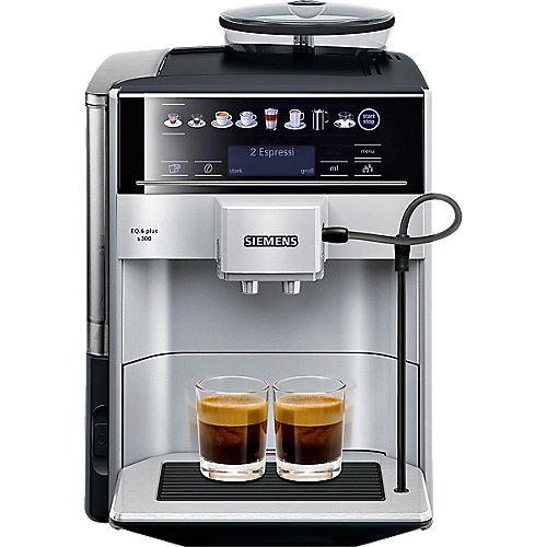 (auch lokal Wien) Siemens EQ.6 plus s700 Kaffeevollautomat (TE657503DE)