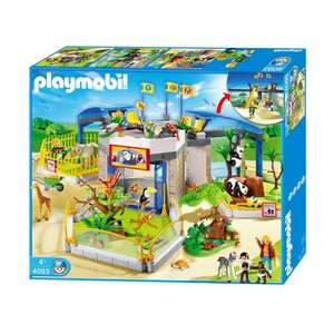 [Interspar] Playmobil Tierbaby Zoo (4093)