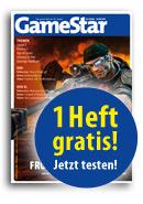 Ein gratis GameStar-Probeheft ohne Verpflichtungen *UPDATE*