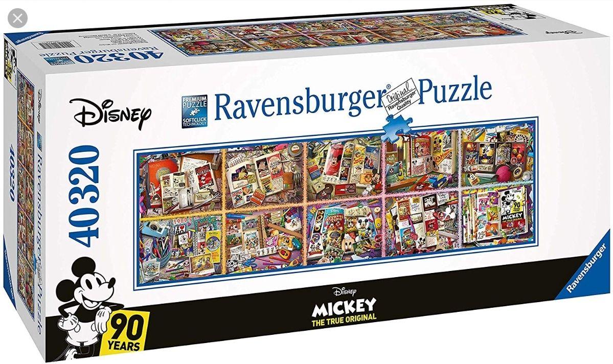 Amazon: Ravensburger Mickeys 90. Geburtstag 40.000 Teile