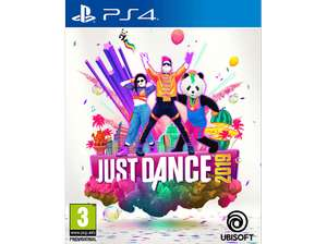 [Amazon / MediaMarkt / Saturn] Just Dance 2019 für PlayStation 4