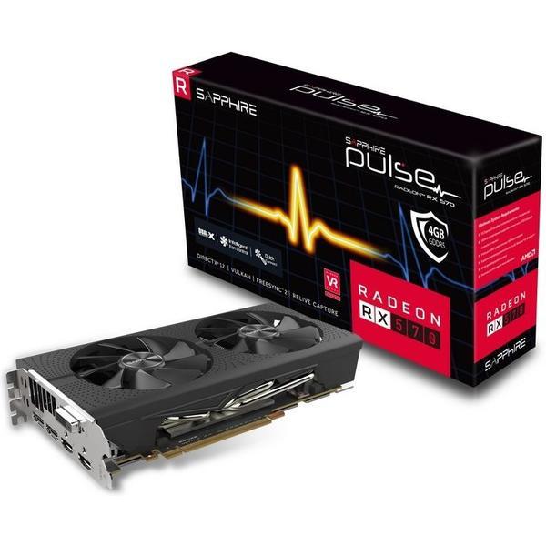 Sapphire Pulse RX 570 4gb
