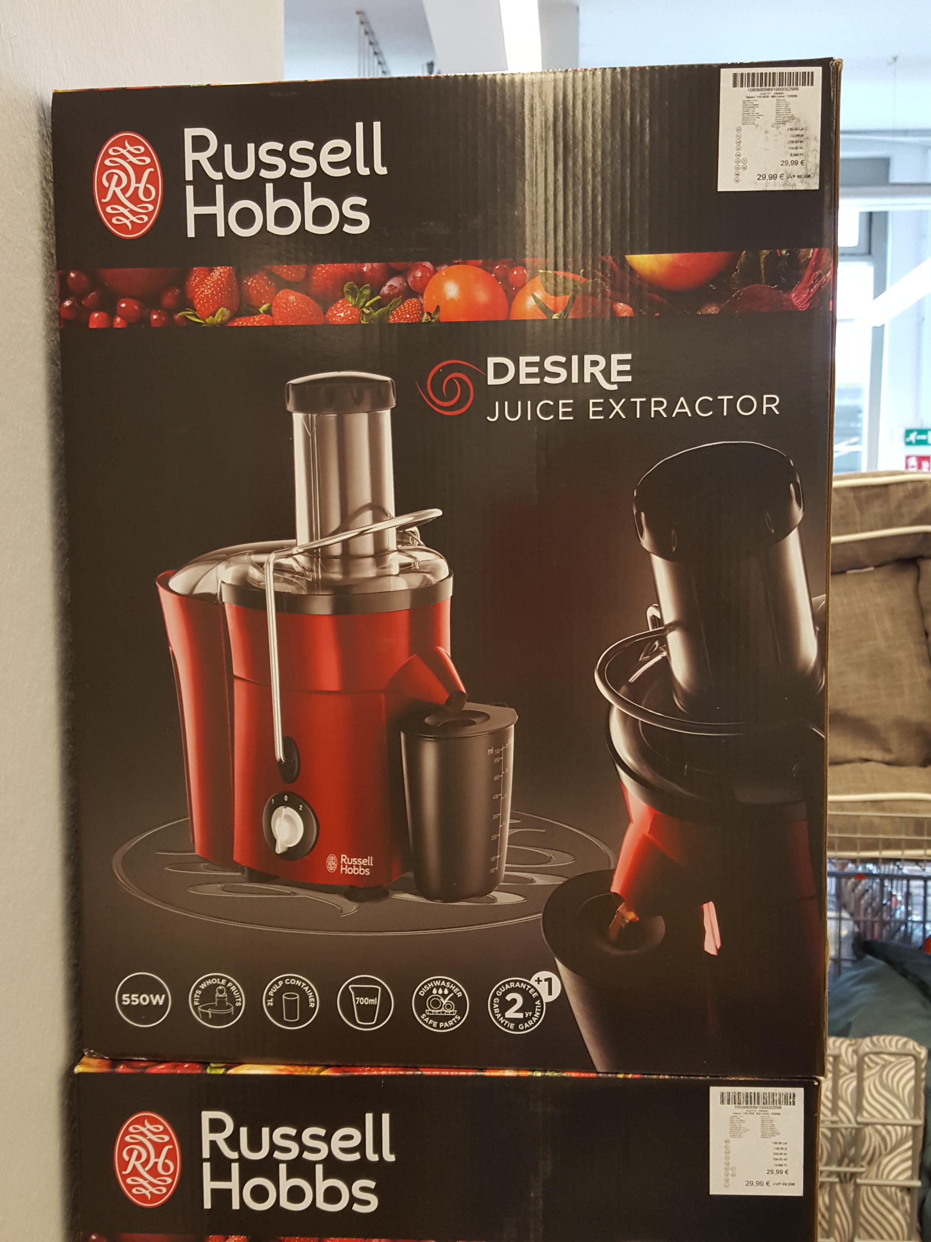 KIK Russell Hobbs Desire juice extractor