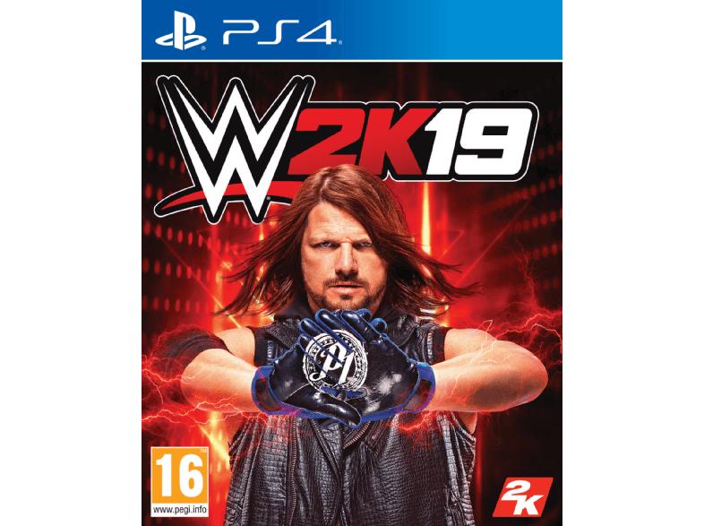 [PS4][XBOX] WWE 2K19