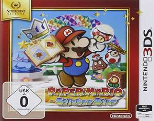 [3DS] Paper Mario: Sticker Star