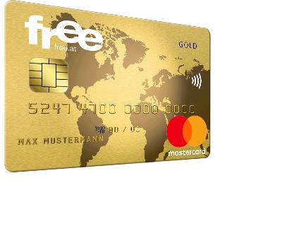 Gratis Mastercard von free.at (€45 für euch und 45€ für euren Freund)