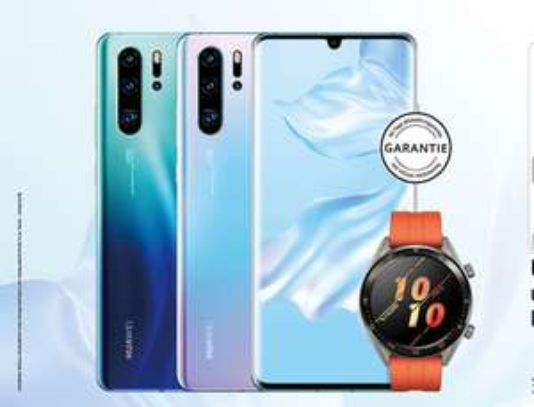 Huawei P30 Pro inkl. gratis LIMiTED  Huawei Watch GT