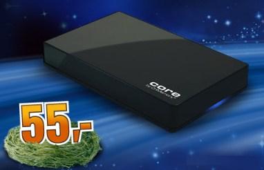 """Externe Festplatte für 55€ bei Saturn! CnMemory Core 3,5"""" 1TB"""