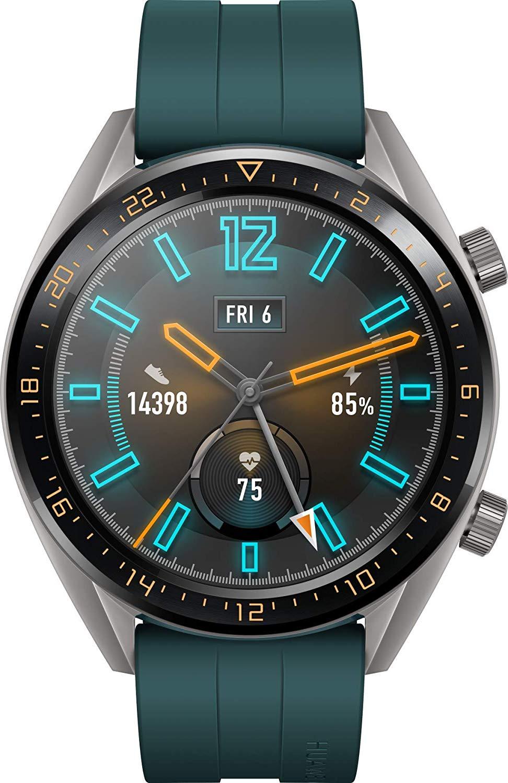 Amazon.de: 50€ Amazon-Gutschein bei Kauf der neuen Huawei Watch GT Active Smartwatch um 249€