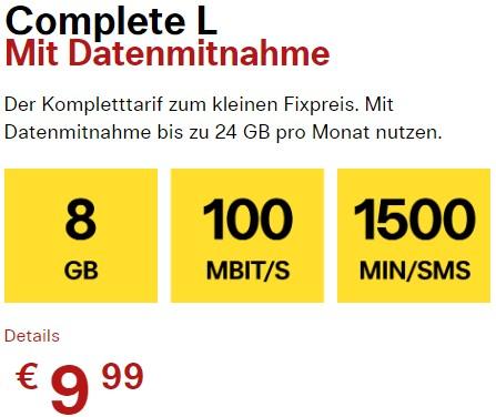 yesss! erhöht wie HoT das Datenvolumen beim 10€ Tarif um 2GB... +Datenmitnahme +mehr Einheiten als HoT