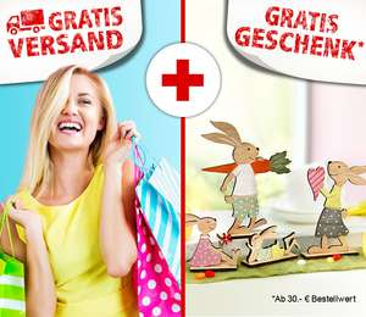Weltbild: Gratis Versand & Geschenk ab 30€ Bestellwert