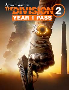 The Division 2 - Year 1 Pass - PS4