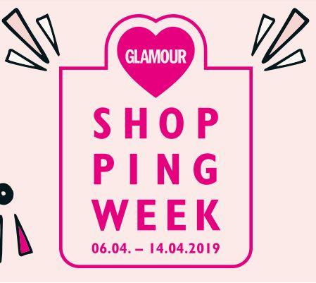 GLAMOUR Shopping-Week 2019 vom 6. bis zum 14. April 2019 | Als Profi-Schnäppchenjäger/in in die neue Saison. Tschüss Winter, hallo Frühling!