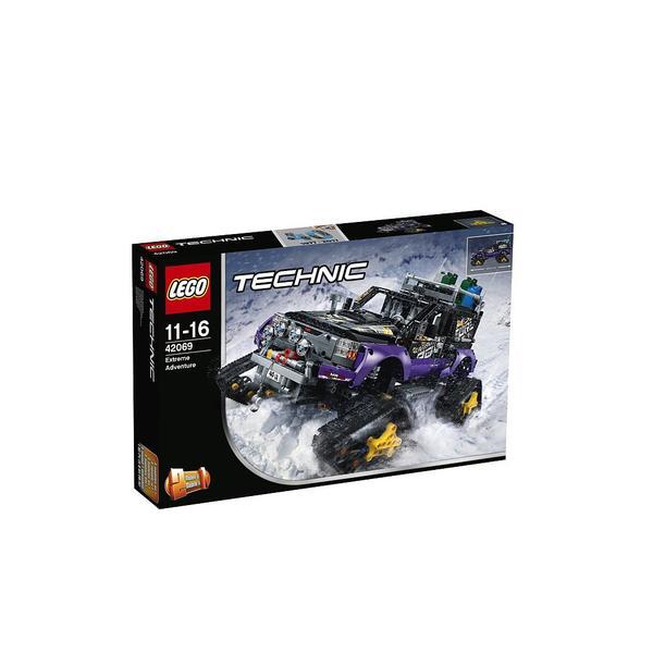LEGO Technic - Extremgeländefahrzeug 42069