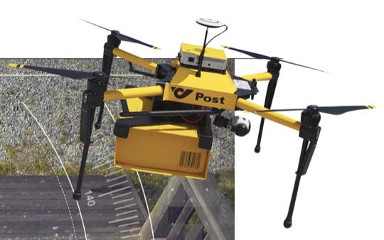 (Info) Amazon startet Drohnen-Lieferung in Österreich!