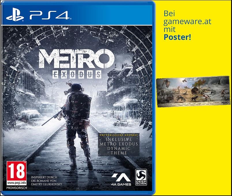 [PS4/XBOX] Metro Exodus