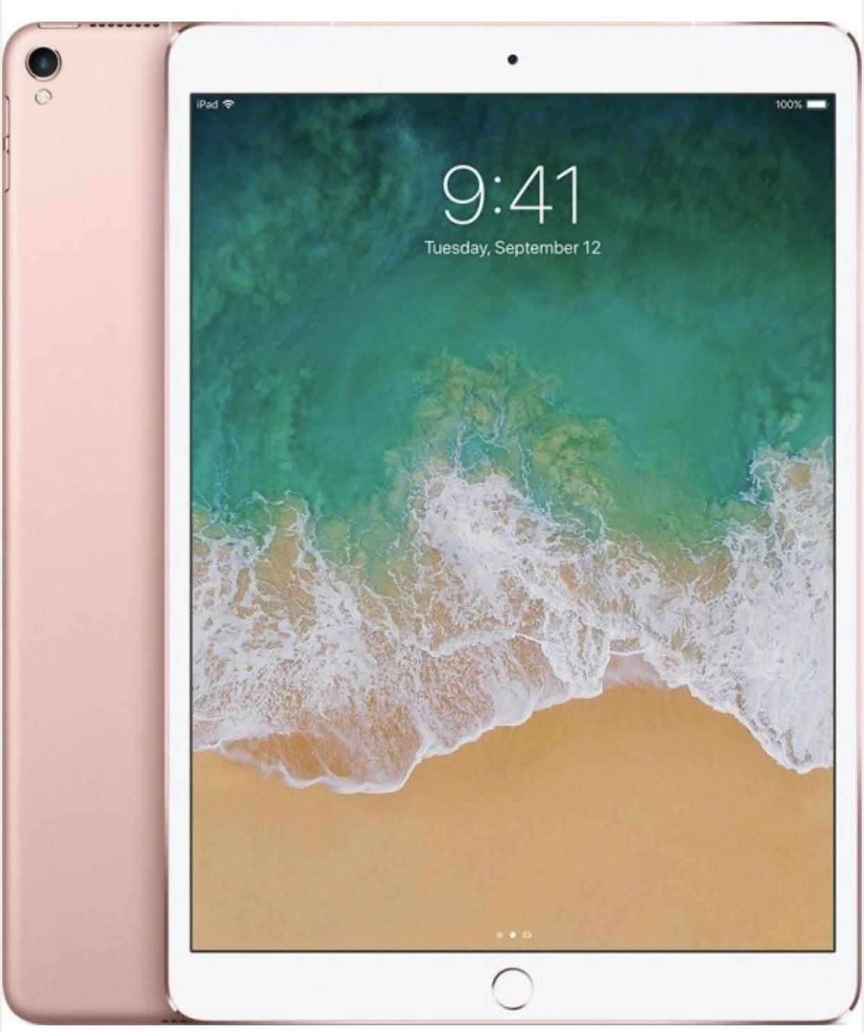 Apple Ipad Pro 10.5 Rosegold Wifi + Cellular 64GB für 555€ inklusive Logoix