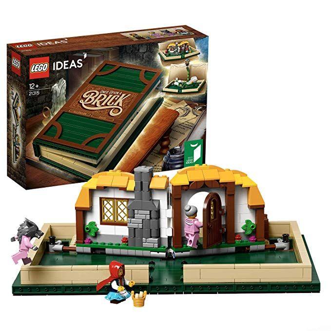 LEGO IDEAS Pop-Up-Buch (21315)