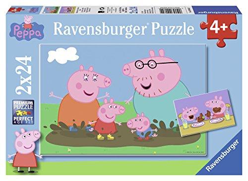[Amazon] Ravensburger Puzzle Glückliches Familienleben (09082)