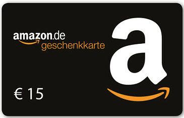 """Amazon """"App Neukunden"""" - GRATIS 15 € Gutschein"""