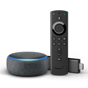 Amazon.de: Echo Dot 3 + Amazon FireTV Stick um 49,99€